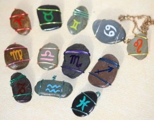 Ювелирные камни по знаку зодиака