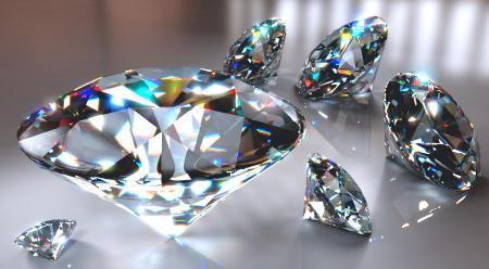 караты в бриллиантах