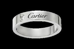обручальное кольцо плоское американка