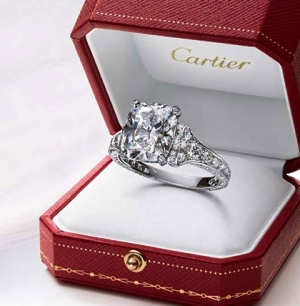 кольца cartier официальный сайт
