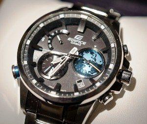 часы casio edifice с хронографом
