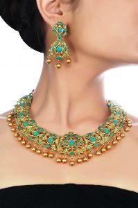 индийское ожерелье