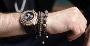мужской браслет шамбала