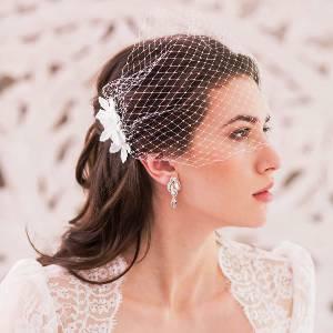 сережки для невесты