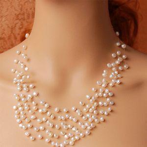 жемчужное ожерелье фото