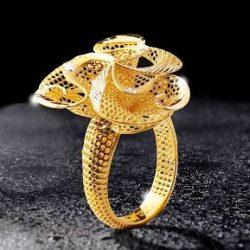Как выбрать золотое кольцо
