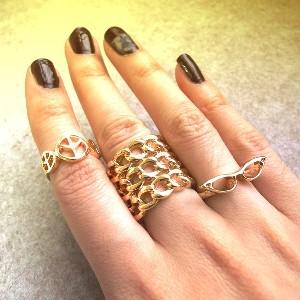 золотые кольца как выбрать